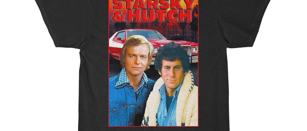 Starkey and Hutch retro 70s tv show Short Sleeve Tee Short Sleeve Tee