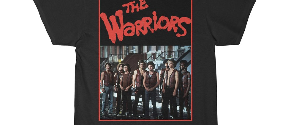 The Warriors Short Sleeve Tee