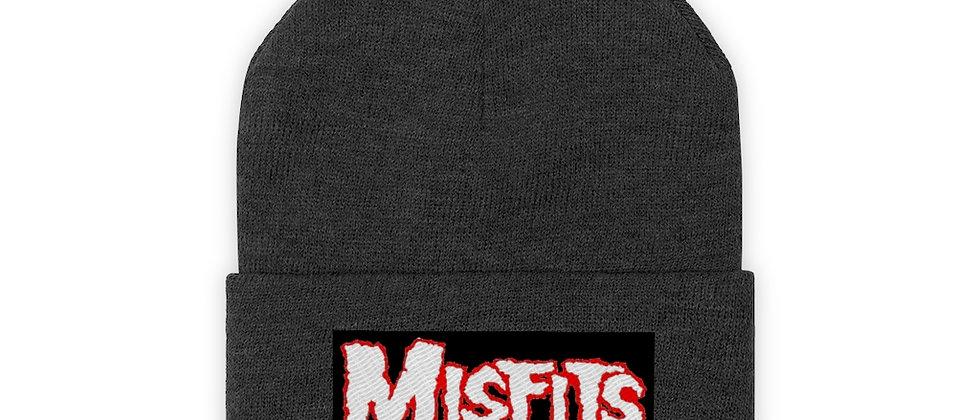 MISFITS Logo 2 Knit Beanie