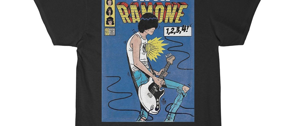 The Amazing DEE DEE Ramone of The Ramones Men's Short Sleeve T Shirt