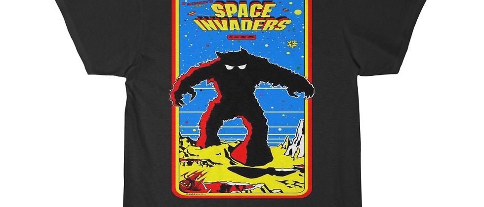 Space Invaders Player 1 Men's Short Sleeve Tee