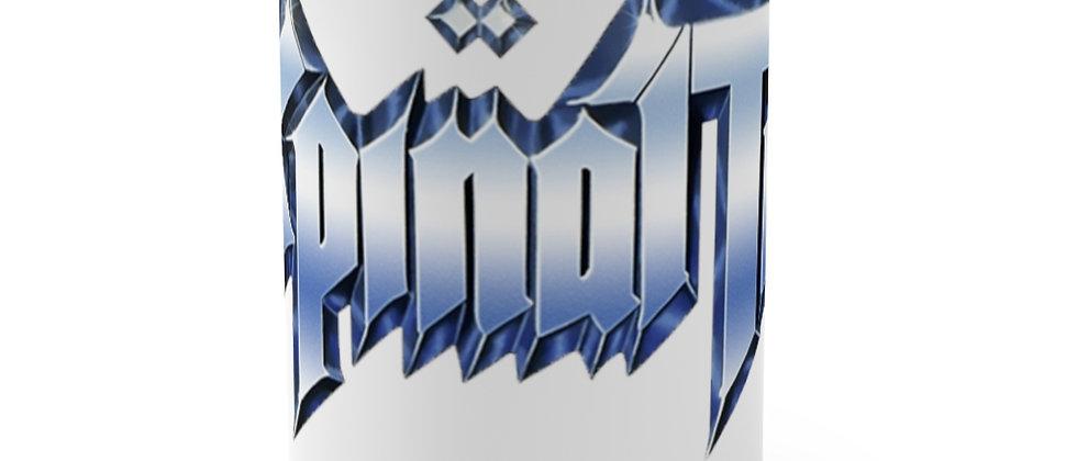 SPINALTAP logo Mug 15oz