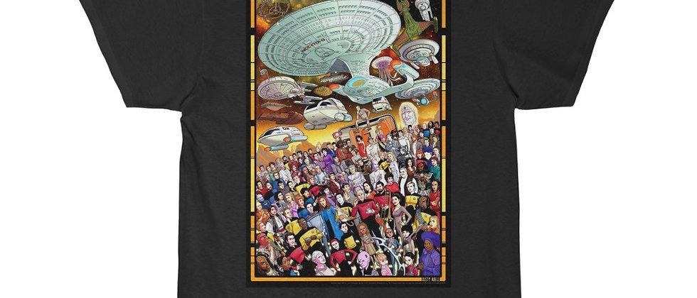 Star Trek Character Universe  Men's Short Sleeve Tee