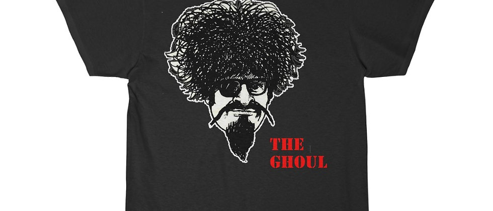 the Ghoul with Red logo Men's Short Sleeve T Shirt