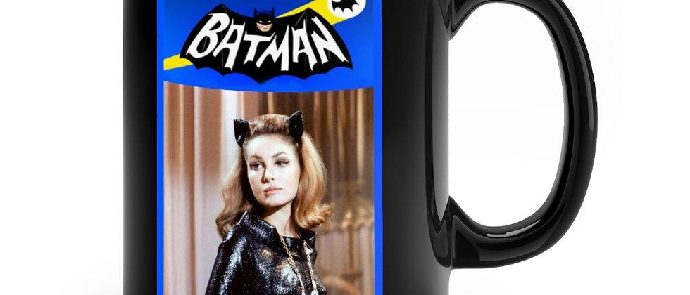 BATMAN 1966 Catwoman Black mug 11oz