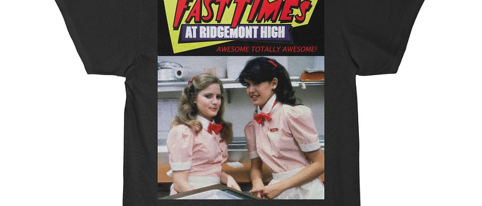 Fast Times At Ridgemont High Linda and Stacy Men's Short Sleeve T Shirt