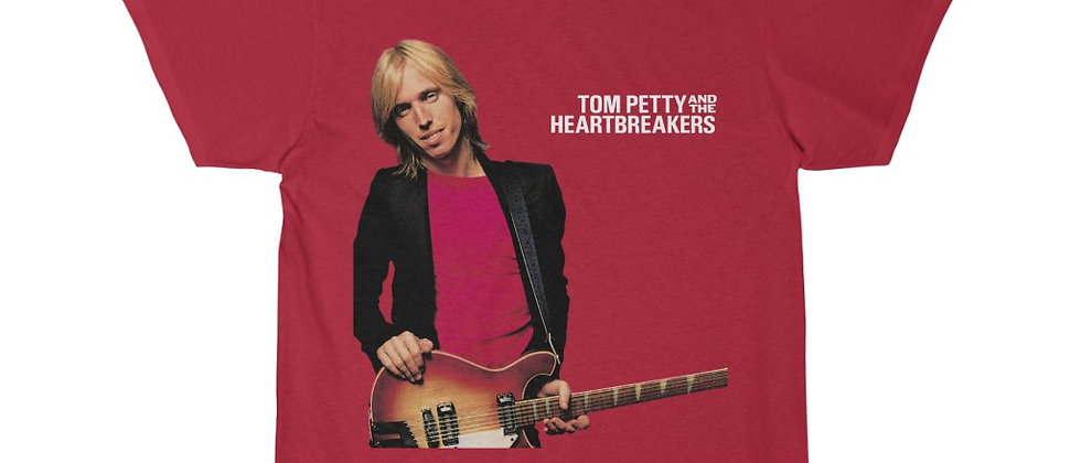 Tom Petty Damn The Torpedoes 2 Short Sleeve Tee