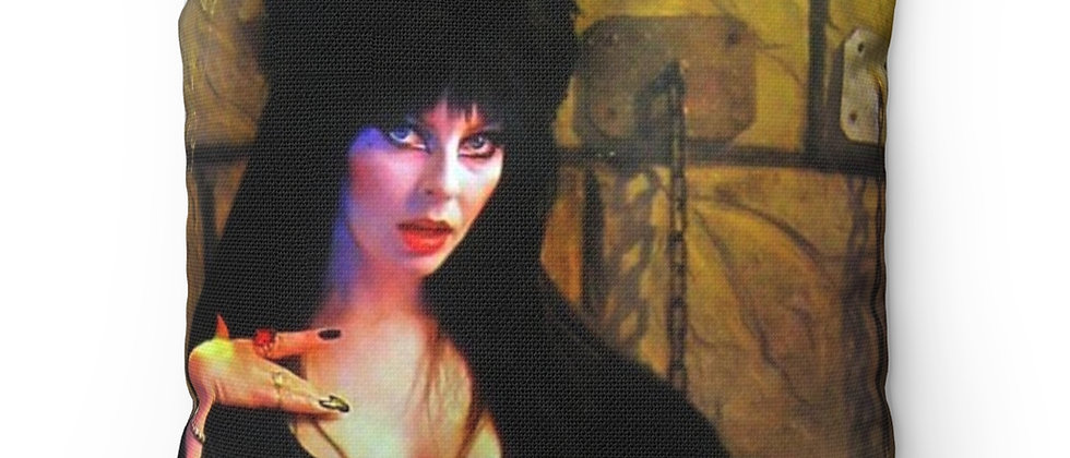 ELVIRA Pillow Spun Polyester Square Pillow gift