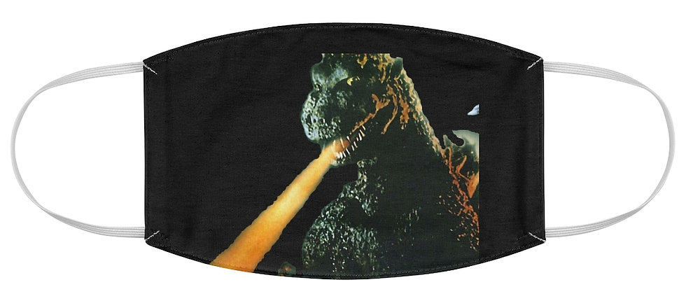 GODZILLA Fabric Face Mask
