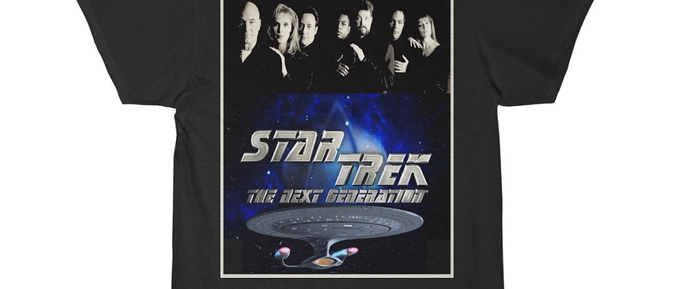 STAR TREK Cast Short Sleeve Tee