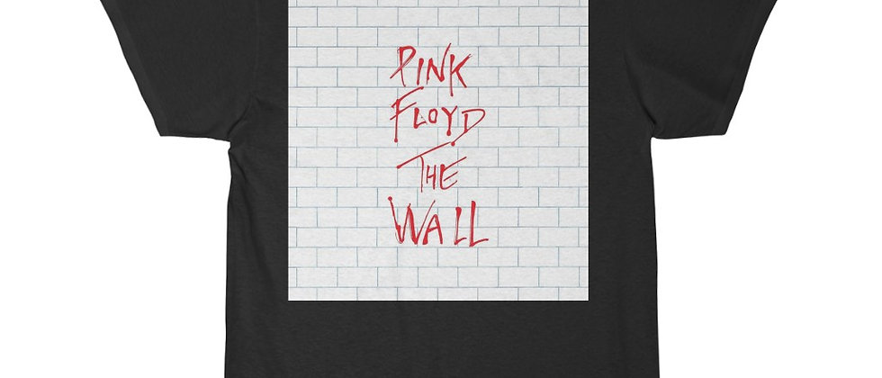 Pink Floyd The Wall red Short Sleeve Tee
