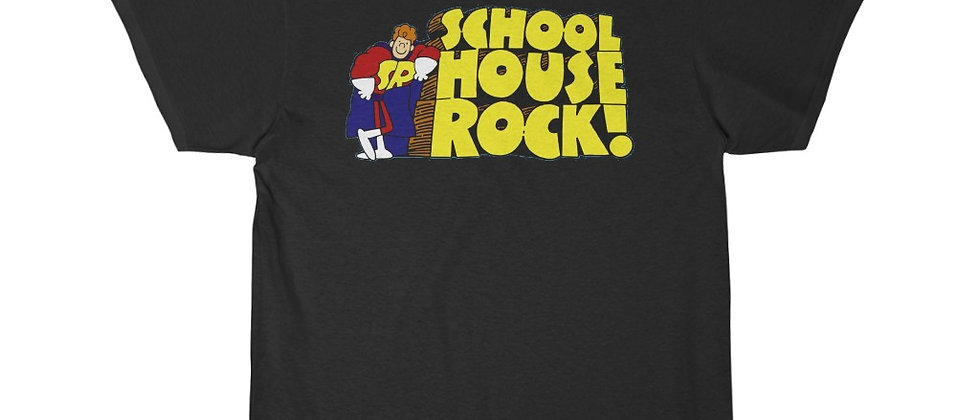 COOL MOVIE SHIRTS,School House Rock retro 70s after school tv