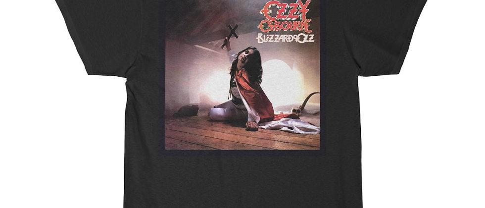 OZZY OSBOURNE, BLIZZARD OF OZ, T SHIRT, MR CROWLEY, CRAZY TRAIN, RANDY RHOADS