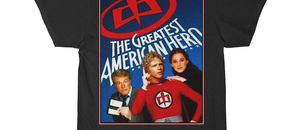 The Greatest American Hero Cast Short Sleeve Tee