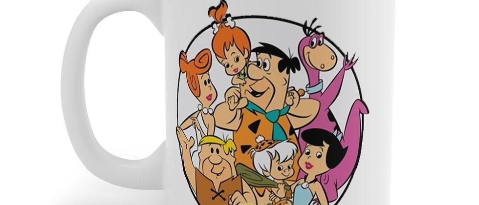 The Flintstones Mug 11oz