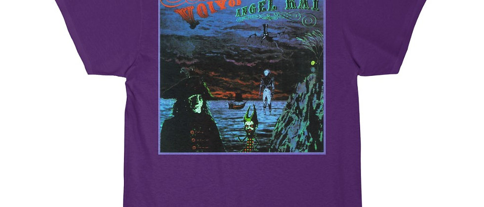 VOI VOD Angel Rat double sided print Men's Short Sleeve Tee