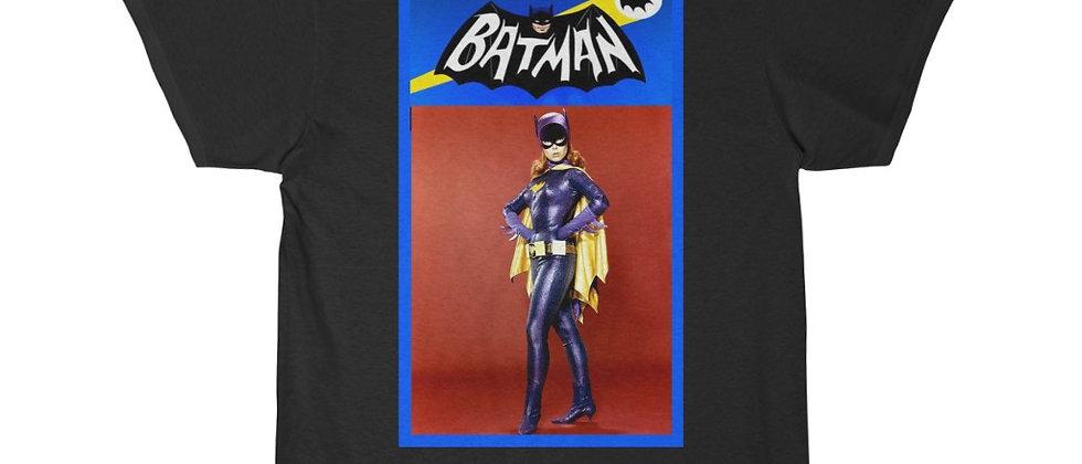 BATMAN 1966 TV Show Bat Girl Short Sleeve Tee
