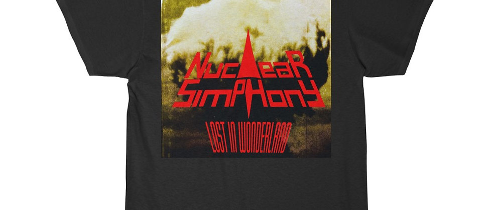 Nuclear Simphony Lost In Wonderland Japan Cover Special 2 sided Short Sleeve Tee