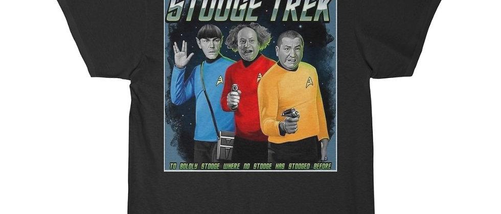 STAR TREK Stooge Trek Men's Short Sleeve Tee