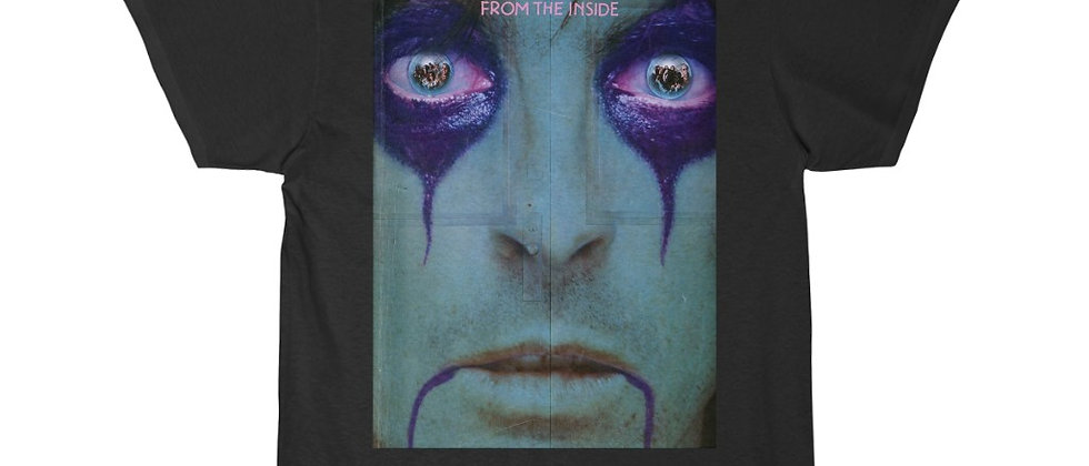 Alice Cooper From The Inside Short Sleeve Tee