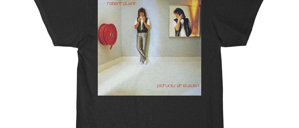 Robert Plant Pictures At Eleven Short Sleeve Tee