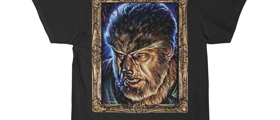 WOLFMAN Portrait of Evil Men's Short Sleeve Tee