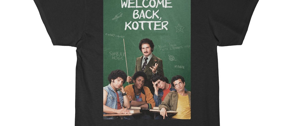 Welcome Back Kotter Men's Short Sleeve Tee