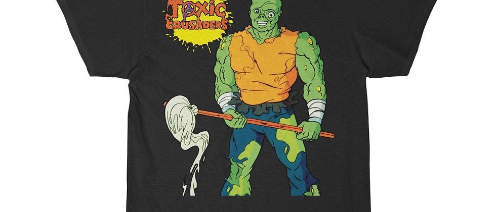 Toxie and The Toxic Crusaders 80s cartoon Troma Short Sleeve Tee