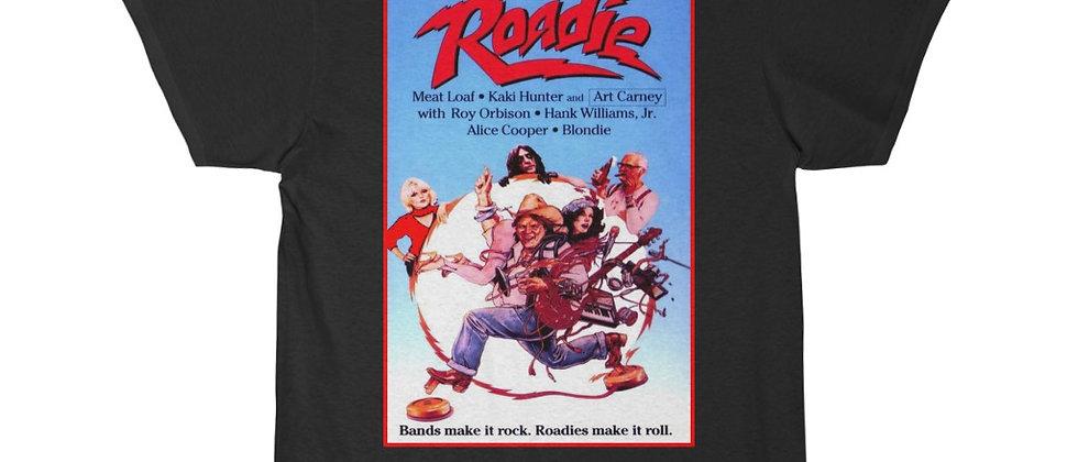 ROADIE Movie Poster Meatloaf Short Sleeve Tee