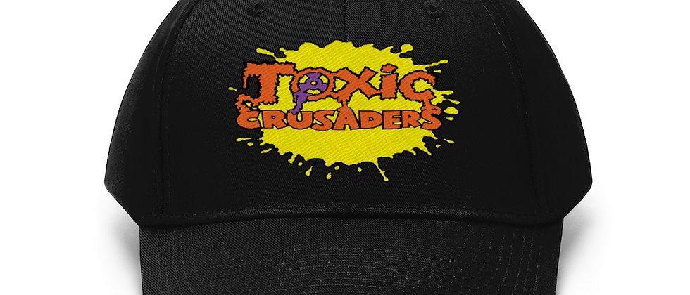 cool hats,cool movie shirts,toxic crusaders,Toxie and The Toxic Crusaders 80s cartoon Troma