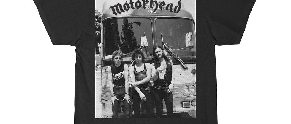 Motorhead On the road at Harpos in Detroit Men's Short Sleeve Tee