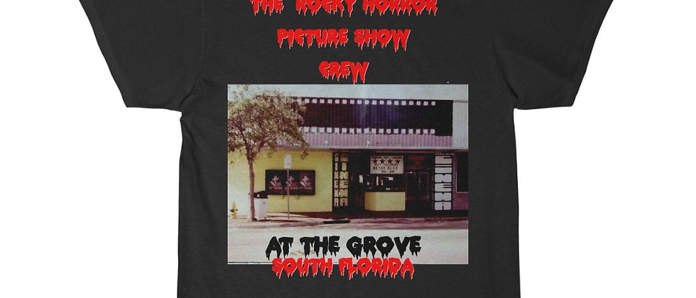 The Rocky Horror Picture Show Crew At the Grove Men's Short Sleeve T Shirt