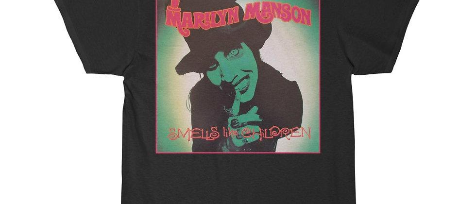 marilyn manson Men's Short Sleeve Tee