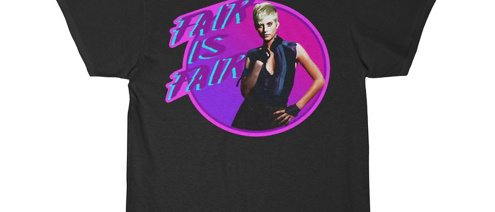 Billie Jean Fair is Fair Men's Short Sleeve Tee