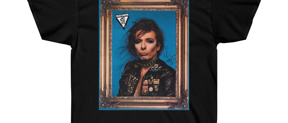 Alice Cooper Special Forces 2 sided Unisex Ultra Cotton Tee