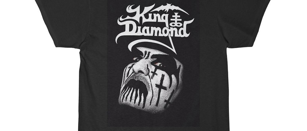 King Diamond kd Men's Short Sleeve Tee