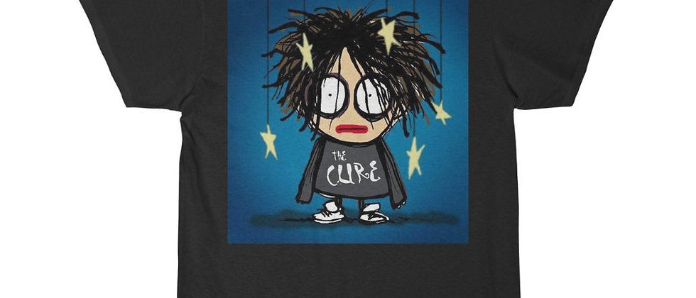 The Cure Robert Smith South Park Men's Short Sleeve T Shirt