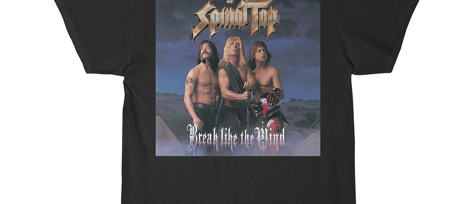 SPINAL TAP Break Like The Wind Short Sleeve Tee