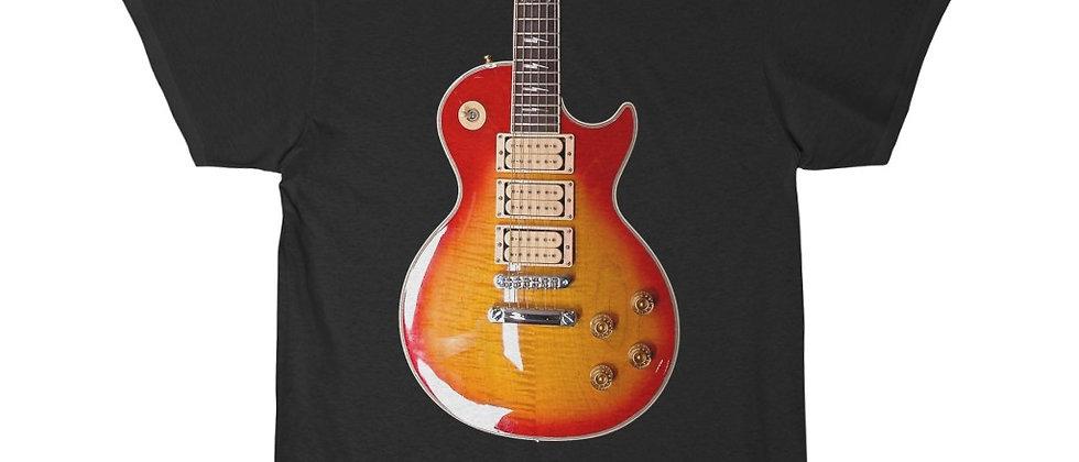 KISS Ace Frehley's Gibson Les Paul Guitar Short Sleeve Tee T Shirt