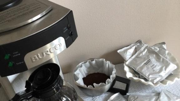50 Colombian Supremo Filter Coffee Pouches