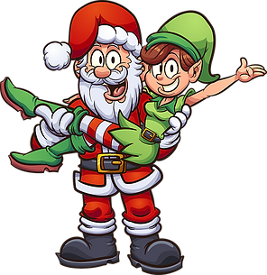 Santa_Holding_Elf_AdobeStock_226234440 [