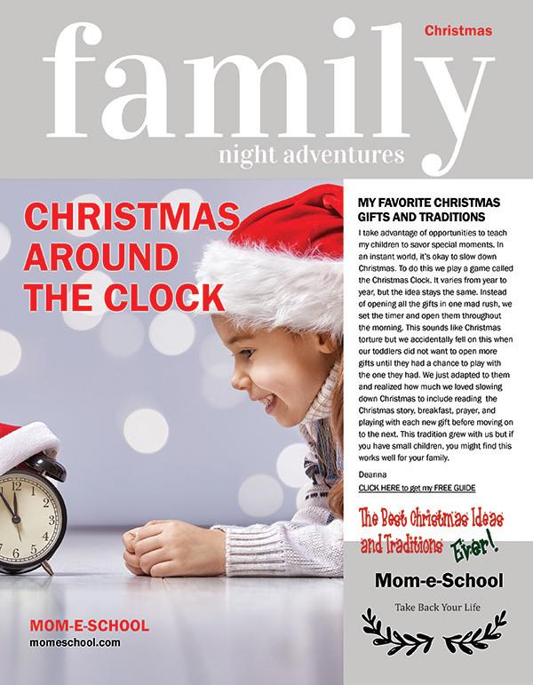Christmas Around the Clock
