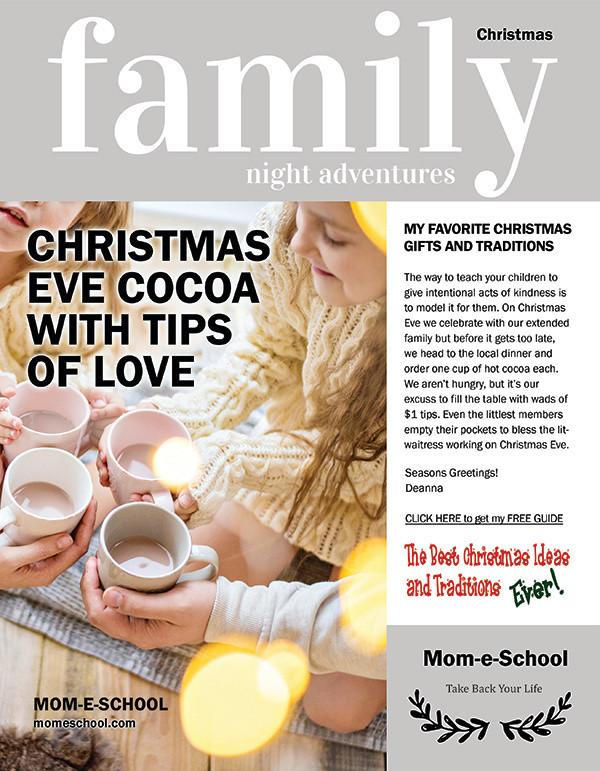 Christmas Tips of Love