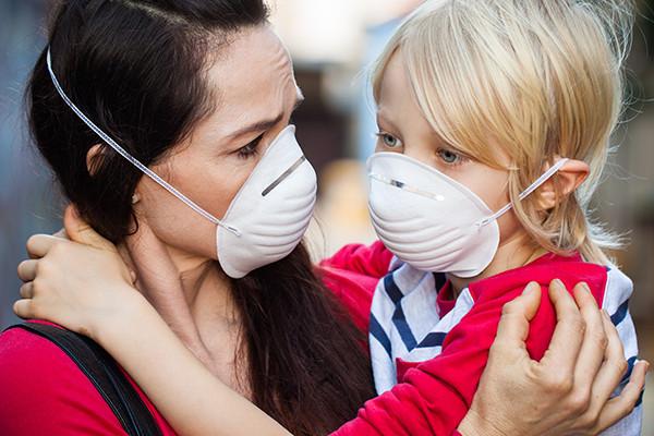 How masks affect a child's emotional health. Kids in Masks -  Part 2