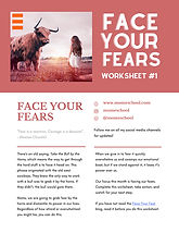 Face Your Fears Worksheet 1 pink - web.j