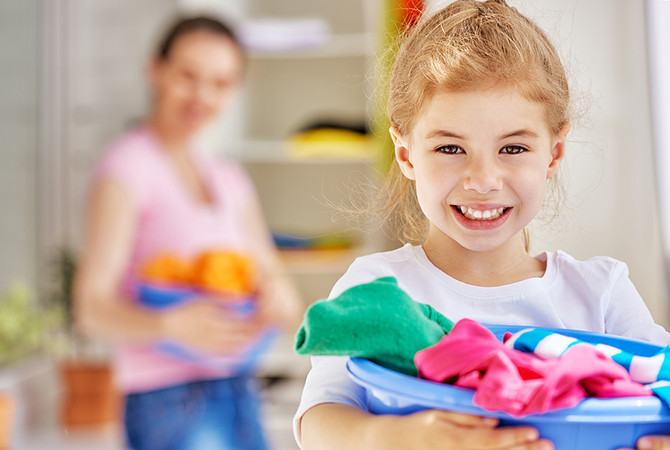 How to get your children to clean their room... and love it!