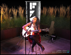 Fyah performance by AlienAftermint