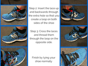 No More Running Blisters!