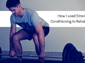 How I Used Strength and Conditioning To Rehab My Back