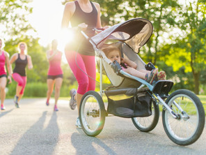 Are you a New Mum returning to running? Do it Injury Free